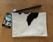 Load image into Gallery viewer, Bare Leather Manny Large Clutch