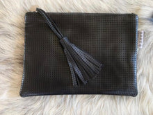 Load image into Gallery viewer, Bare Leather Shelby Clutch