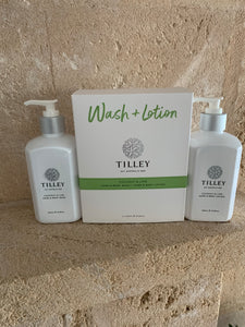 Tilley Wash & Lotion Packs