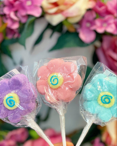 3 Flower Marshmallows on a Stick! - Lemon And Lavender Toronto