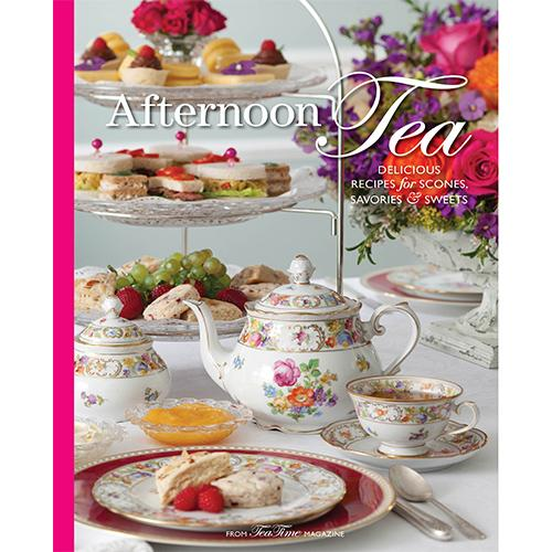 Afternoon Tea Book - Lemon And Lavender Toronto