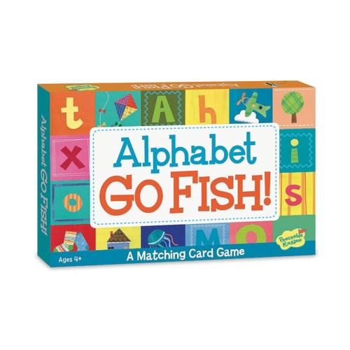 Alphabet Go Fish! Card Game - Lemon And Lavender Toronto