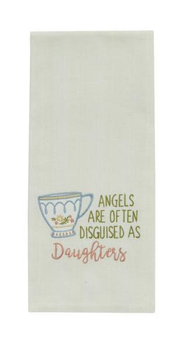 Angel Daughters Tea Towel - Lemon And Lavender Toronto