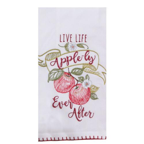 Apple Picking - Tea Towel - Lemon And Lavender Toronto