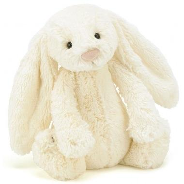 Bashful White Bunny - Jellycat - Lemon And Lavender Toronto