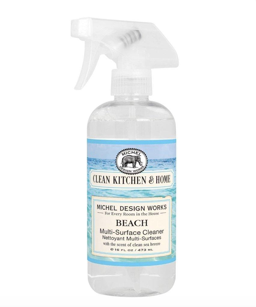 Beach Multi-Surface Cleaner - Lemon And Lavender Toronto