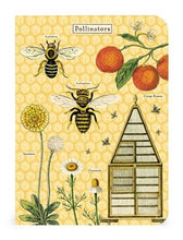 Load image into Gallery viewer, Bees & Honey 3 Mini Notebooks - Lemon And Lavender Toronto
