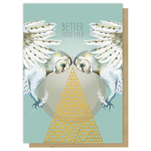 "Load image into Gallery viewer, ""Better Together"" -Greeting Card - Lemon And Lavender Toronto"