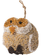 Load image into Gallery viewer, Bird Seed Ornament - Owl - Lemon And Lavender Toronto
