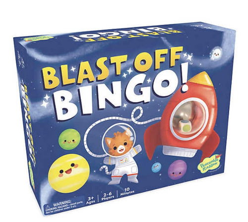 Blast-Off, Bingo! - Lemon And Lavender Toronto