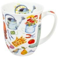 "Bone China ""Garden Love"" Mug - Lemon And Lavender Toronto"