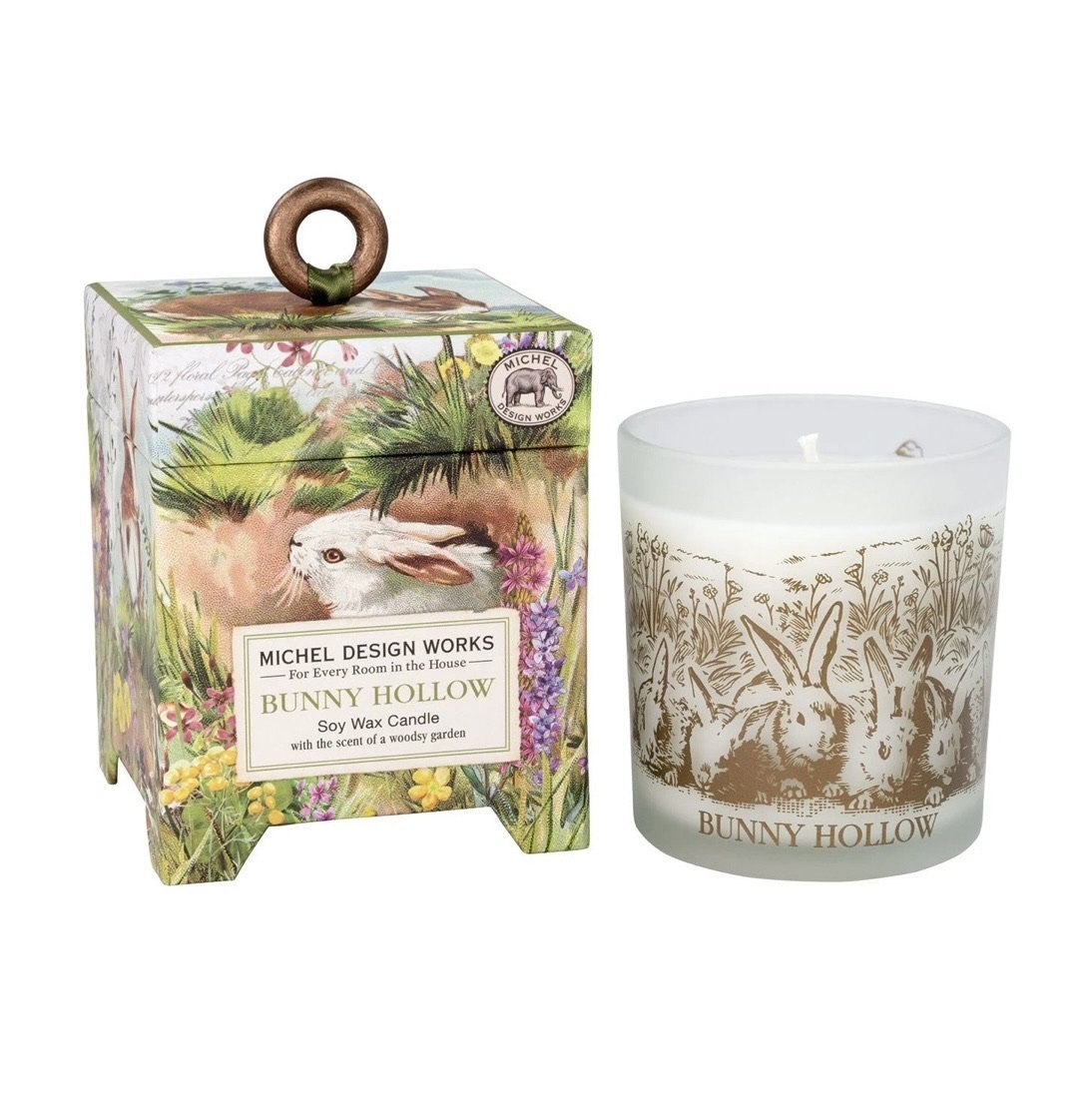 Bunny Hollow Candle