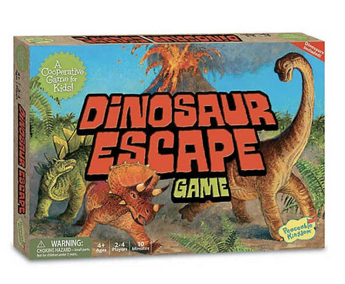 Dinosaur Escape - Lemon And Lavender Toronto