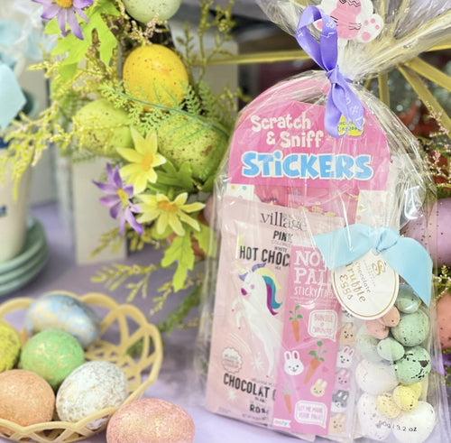 Easter Loot Bag - Pink 🐰 - Lemon And Lavender Toronto