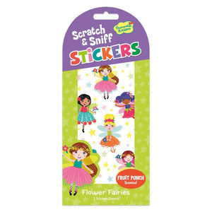 FAIRIES SCRATCH & SNIFF STICKERS - Lemon And Lavender Toronto