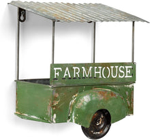 Load image into Gallery viewer, Farmhouse Wagon Planter - Lemon And Lavender Toronto