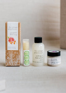 Fruits & Relaxation Kit - Lemon And Lavender Toronto