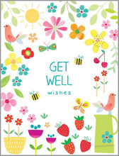 Load image into Gallery viewer, Get Well Card - Lemon And Lavender Toronto