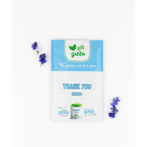 Gift-a-Green : Thank You Pouch - Lemon And Lavender Toronto