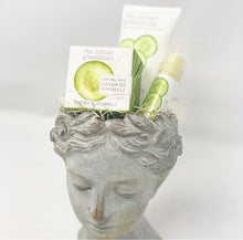Load image into Gallery viewer, Goddess Planter with Skincare - Lemon And Lavender Toronto