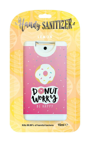 Hand Sanitizer - Donut Worry - Lemon And Lavender Toronto