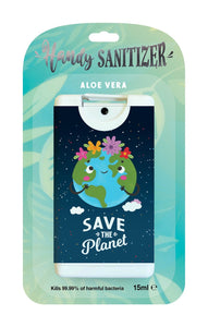 Hand Sanitizer - Saves the Planet - Lemon And Lavender Toronto