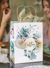 Load image into Gallery viewer, Happy Birthday Darling - Gift Bag - Lemon And Lavender Toronto