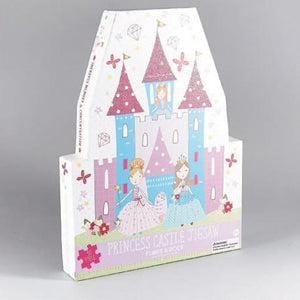 Jigsaw 40 pc - Princess Castle - Lemon And Lavender Toronto
