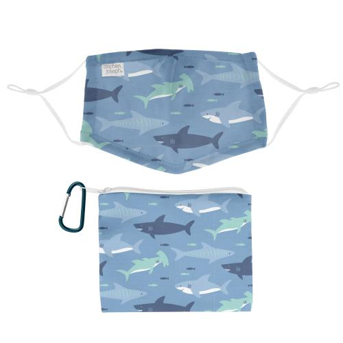 Kids Shark Mask + Cotton Bag! - Lemon And Lavender Toronto