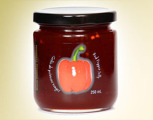 Kurtz Red Pepper Jelly - Lemon And Lavender Toronto
