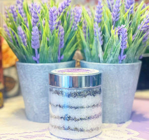 Lavender Bath Salt - Lemon And Lavender Toronto