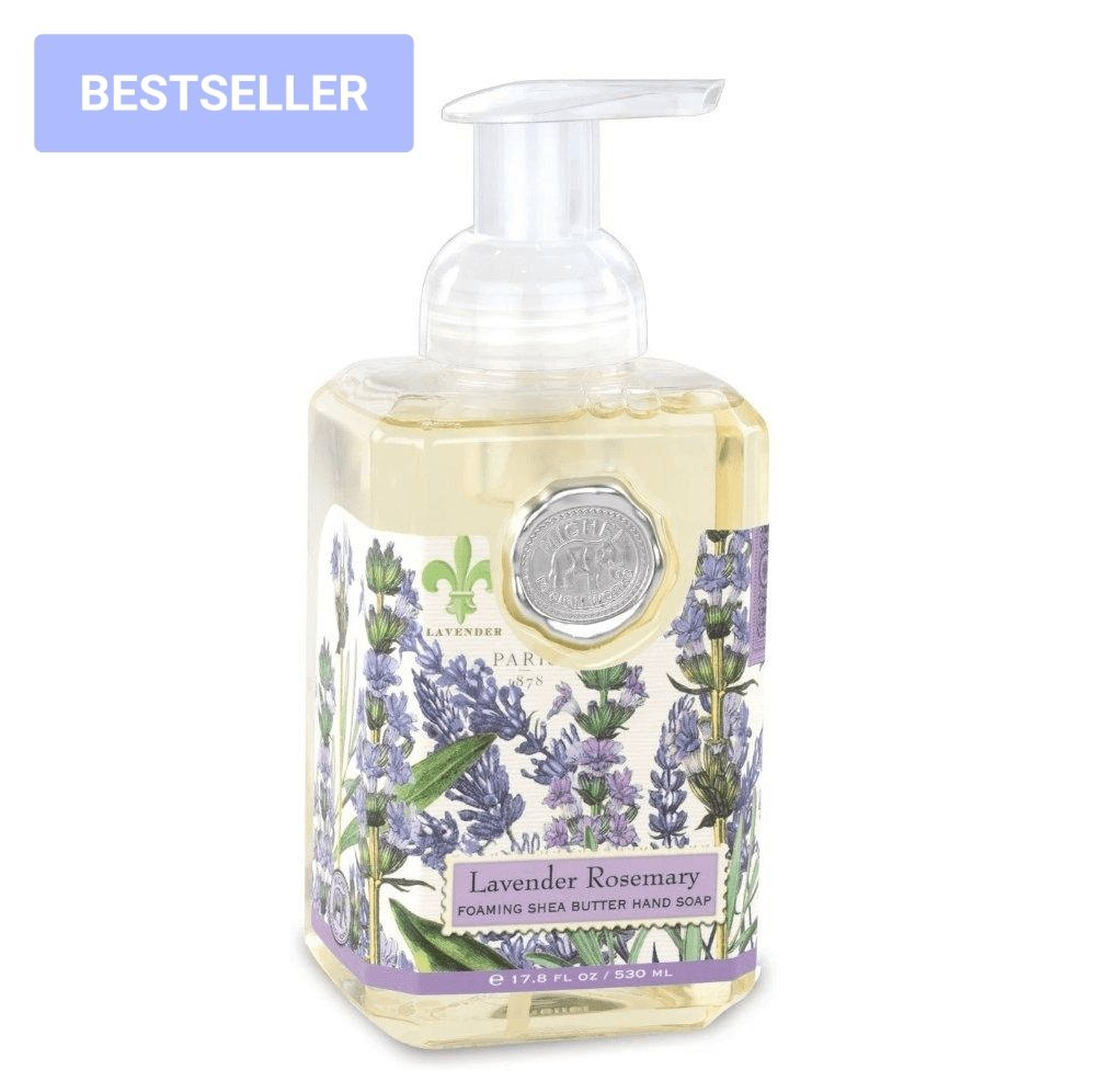 Lavender Rosemary Foaming Hand Soap - Lemon And Lavender Toronto