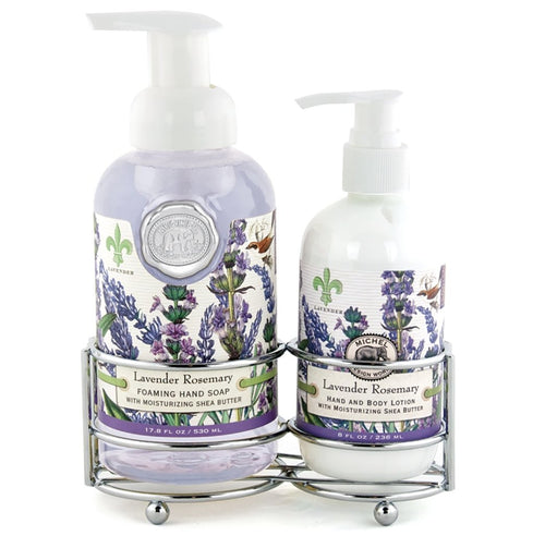 Lavender Rosemary Handcare Caddy - Lemon And Lavender Toronto