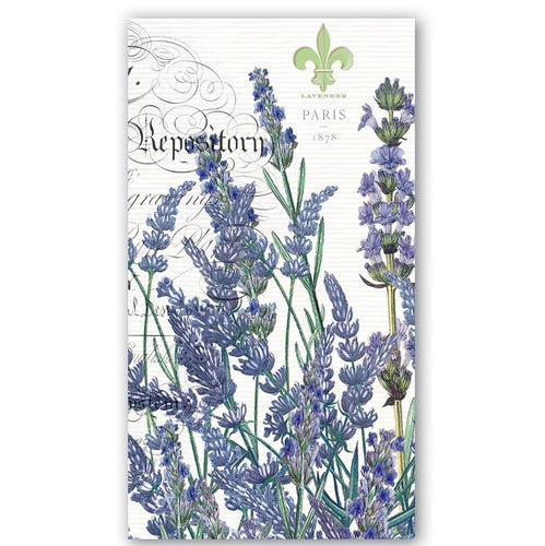 Lavender Rosemary Hostess Napkins - Lemon And Lavender Toronto