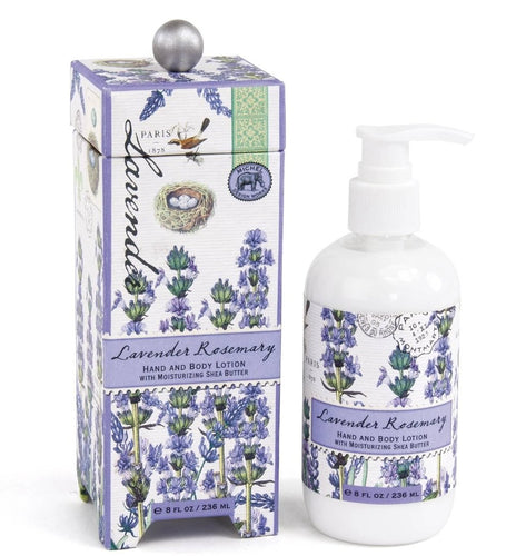 Lavender Rosemary Lotion - Lemon And Lavender Toronto