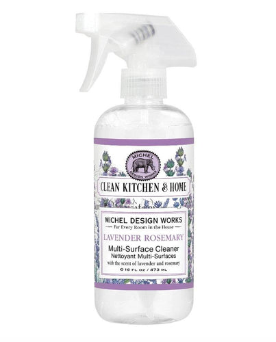 Lavender Rosemary Multi-Surface Cleaner - Lemon And Lavender Toronto