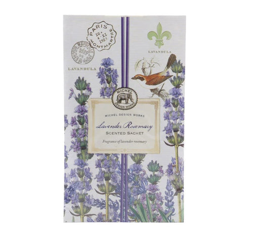 Lavender Rosemary Room Fragrance Sachet (4.99 each) - Lemon And Lavender Toronto