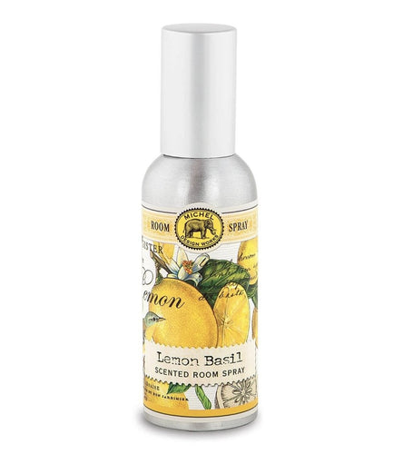 Lemon Basil Room Spray - Lemon And Lavender Toronto