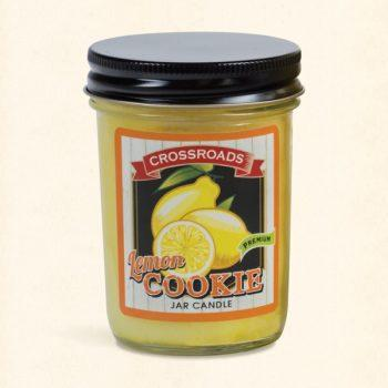 Lemon Cookie - 6 oz Jar Candle - Lemon And Lavender Toronto