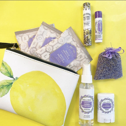 "Lemon & Lavender "" Stay Well Kit "" - Lemon And Lavender Toronto"