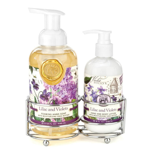 Lilac and Violets Handcare Caddy - Lemon And Lavender Toronto