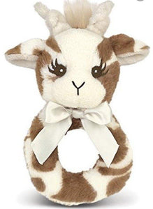 Little Giraffe Rattle - Lemon And Lavender Toronto