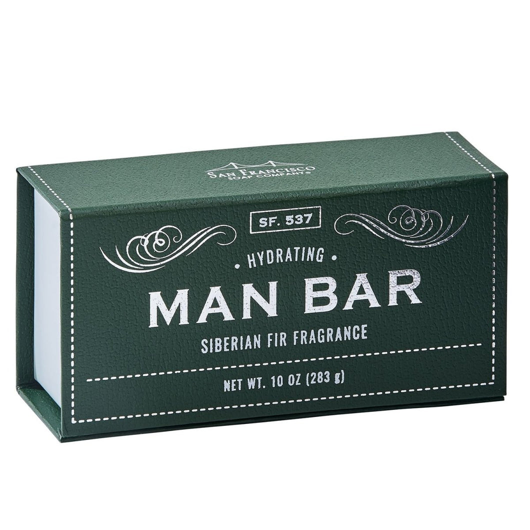Man Bar of Soap - Siberian Fir - Lemon And Lavender Toronto