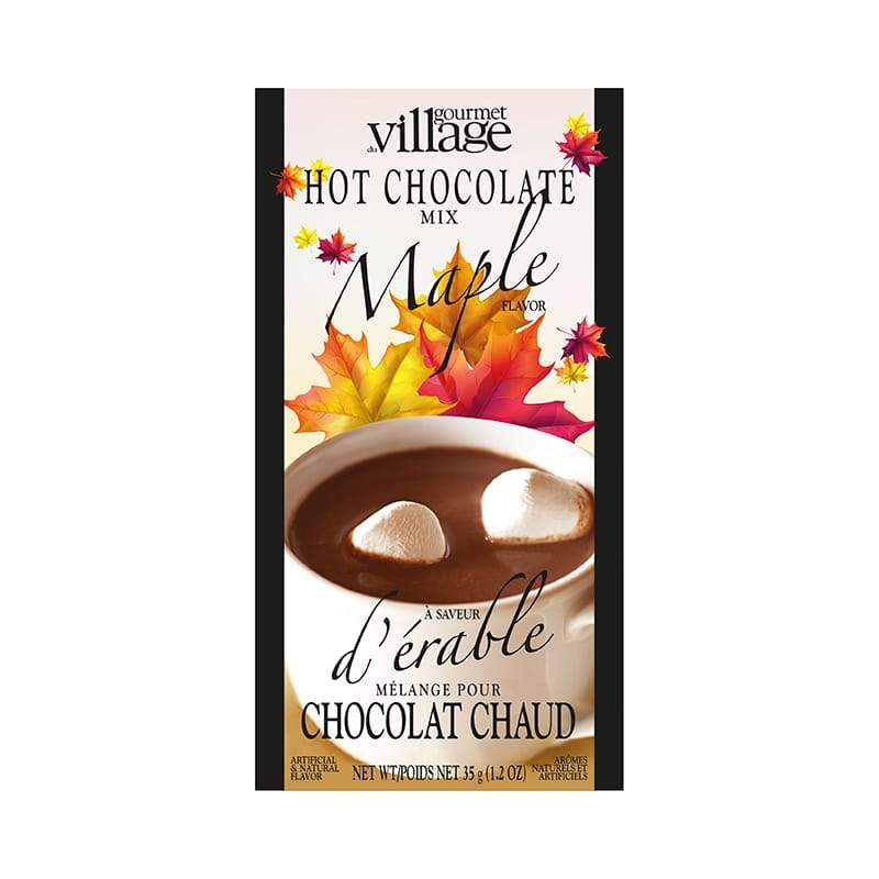 Maple Hot Chocolate - Pack of 2 - Lemon And Lavender Toronto