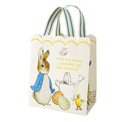 Meri-Meri Peter Rabbit Gift Bag - Lemon And Lavender Toronto