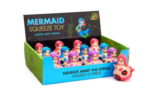 Mermaid Squeeze Toy - Lemon And Lavender Toronto