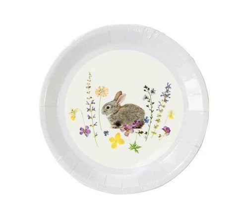 Mini Bunny Paper Plates - Lemon And Lavender Toronto