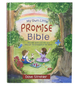 My Own little Promise Bible - Lemon And Lavender Toronto