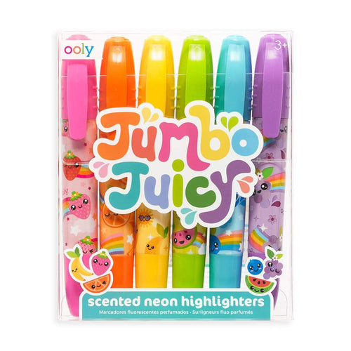 Ooly - Jumbo Juicy Scented Highlighters - Lemon And Lavender Toronto
