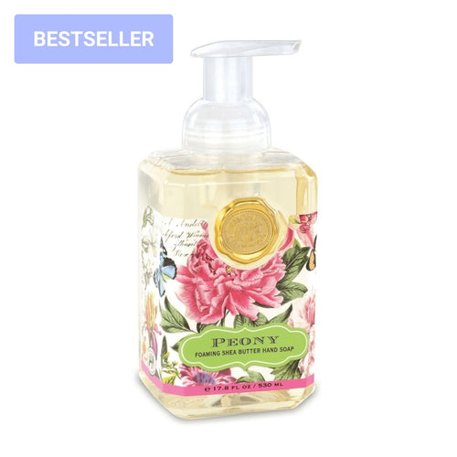 Peony Foaming Hand Soap - Lemon And Lavender Toronto